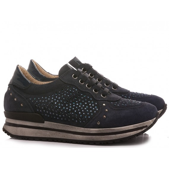 Chiara Luciani Children's Shoes Sneakers 1614 Navy