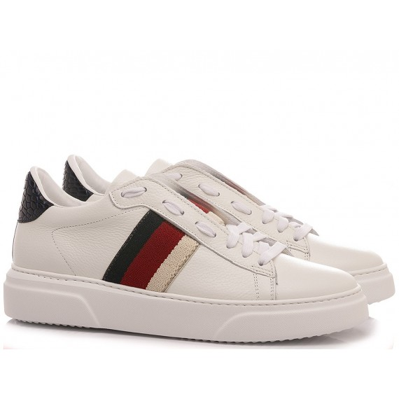 Stokton Men's Sneakers Leather 650-U-SS21