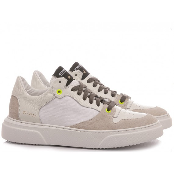 Stokton Men's Sneakers Leather 455-U-SS21