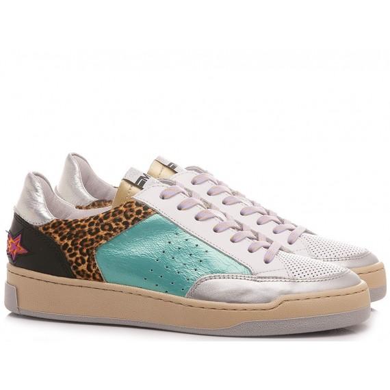 Méliné Women's Sneakers Leather PL1810
