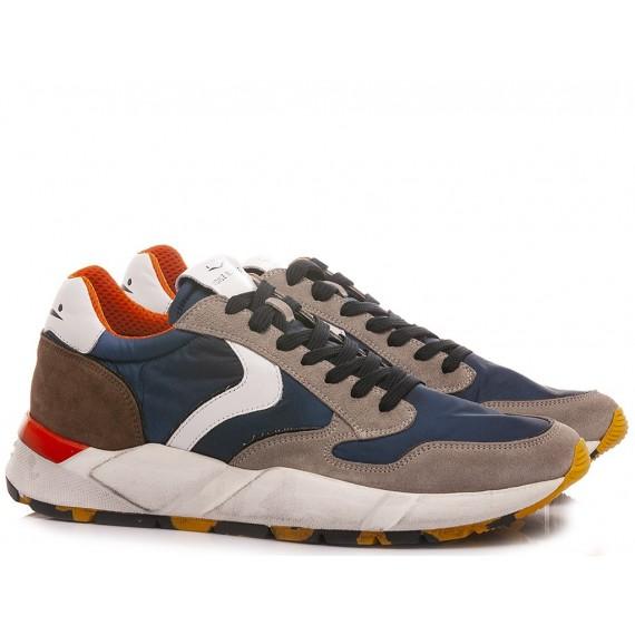 Voile Blanche Men's Sneakers Arpolh Easy Blu