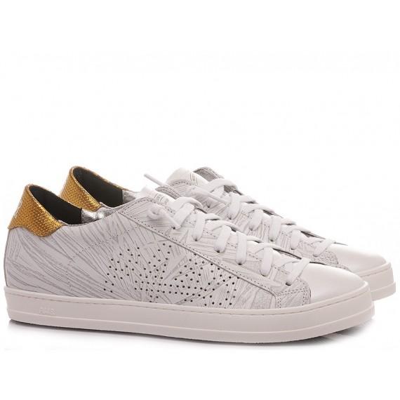 P448 Women's Low Sneakers S21JOHN-W Dusty