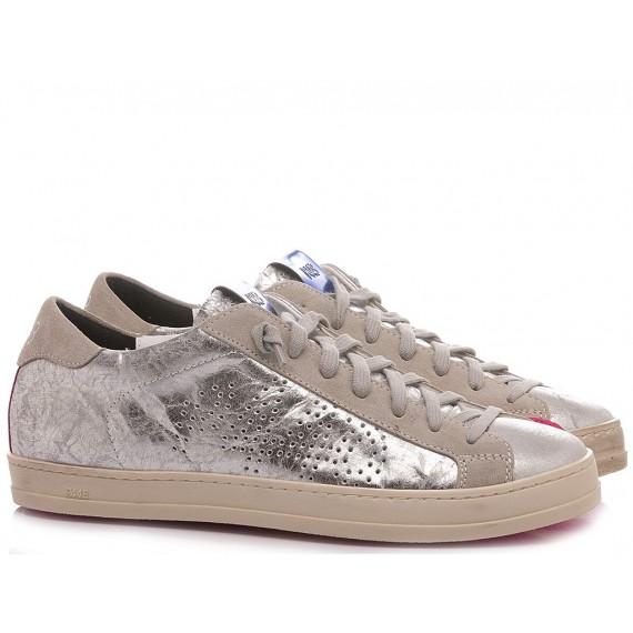 P448 Women's Low Sneakers S21JOHN-W Ghinea