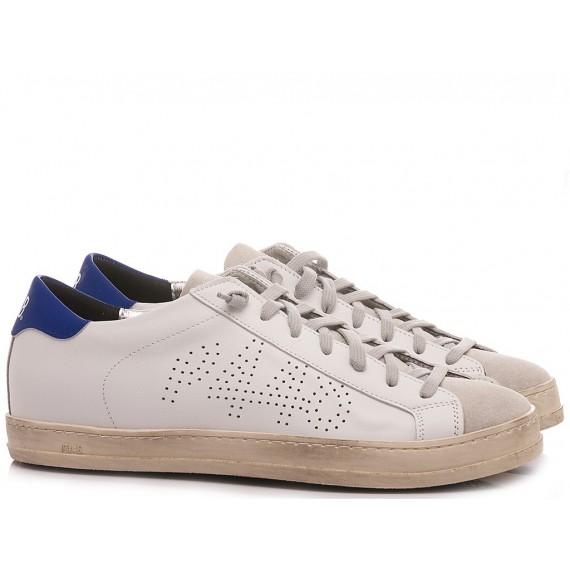 P448 Men's Low Sneakers S21BJhon White