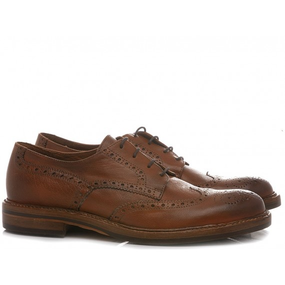 Hundred/100 Men's Classic Shoes Brandy Leather M681-32i