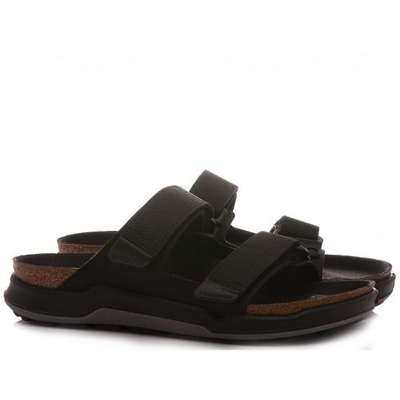 Birkenstock Sandalo-Ciabatta Uomo Atacama Futura Black
