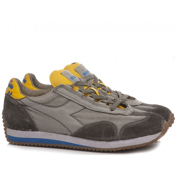 Diadora Men's Sneakers Equipe H Dirty Stone Wash