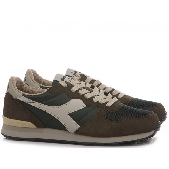 Diadora Men's Sneakers Camaro Blue-Grey