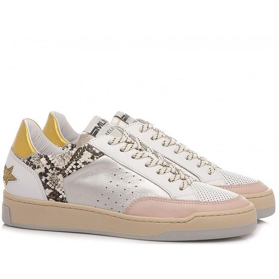 Méliné Women's Sneakers Leather BZ180