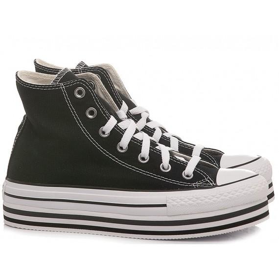 Converse All Star Women's Sneakers CTAS EVA Lift HI 564486C
