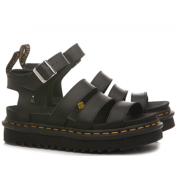 Dr. Martens Women's Sandals Blaire Black