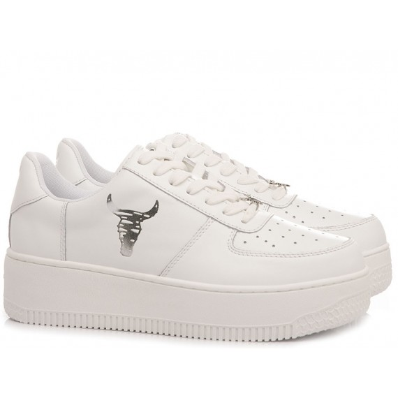 Windsor Smith Women's Sneakers Remix White