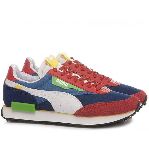 Puma Man's Sneakers Future Rider Play On 371149 35