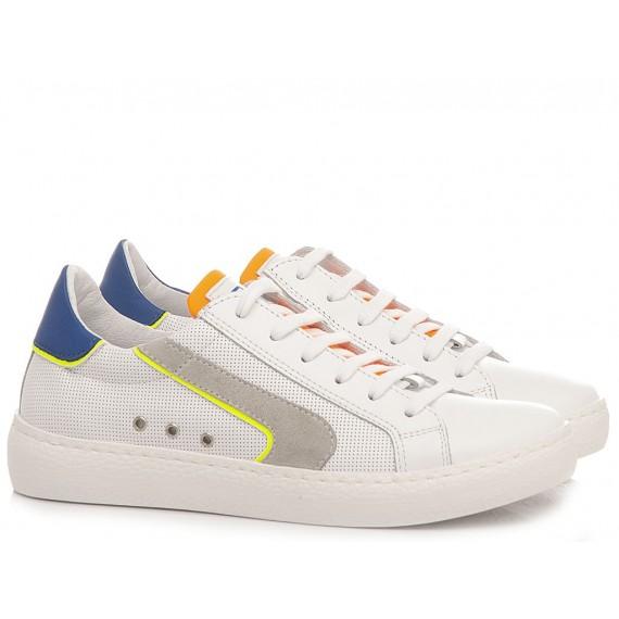 Ciao Sneakers Bassa Bambini C4789.36 Bianco