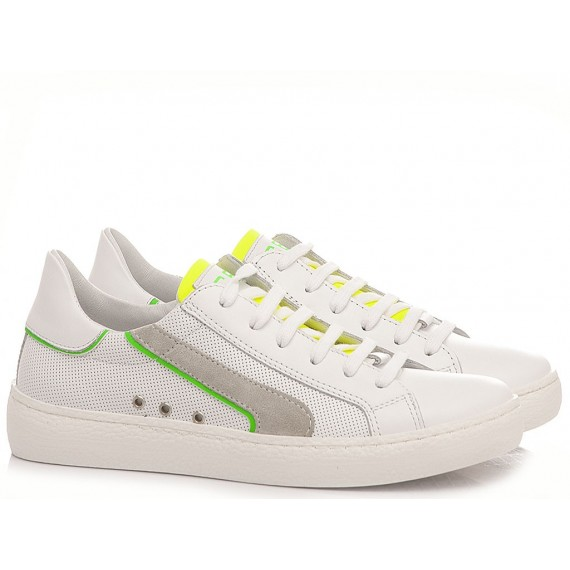 Ciao Children's Sneakers Leather White C4789.10