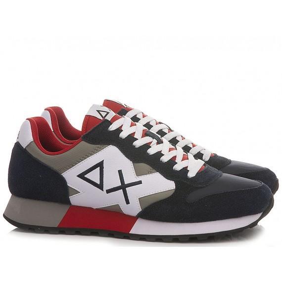 Sun 68 Men's Sneakers Jaki Bicolor Z31111 07
