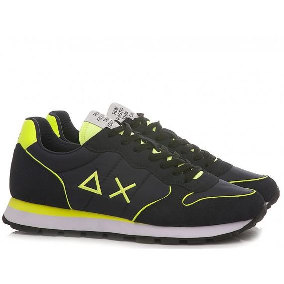 Sun 68 Men's Sneakers Tom Solid Nylon Z31102 07