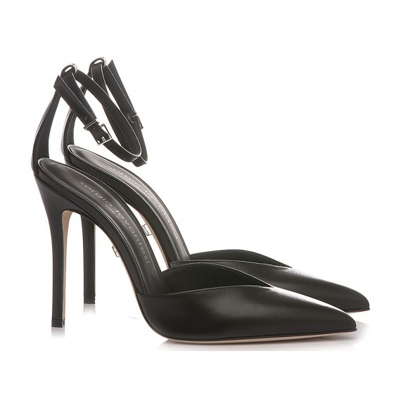 Sergio Levantesi Women's Shoes Decolletè Lysa Black
