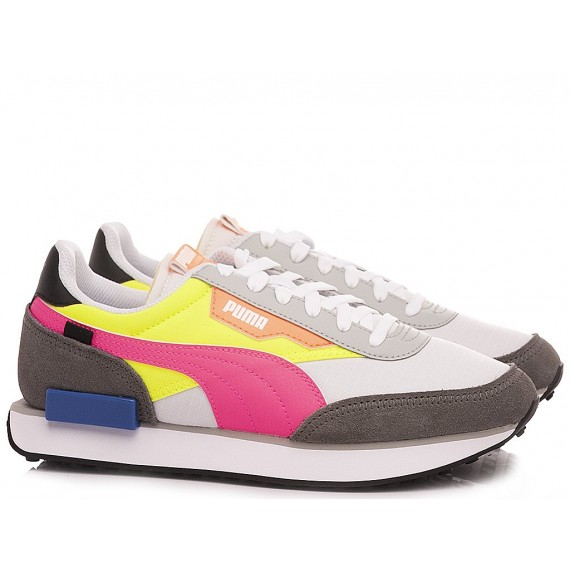 Puma Women's Sneakers Future Rider Play On 371149 02