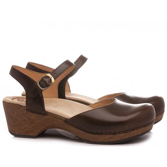 Dansko Women's Sandals Sam Vintage Pull Up 9840-677000