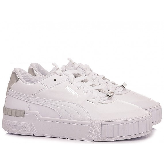 Puma Women's Sneakers Cali Sport Metallic Wn's 375050 01