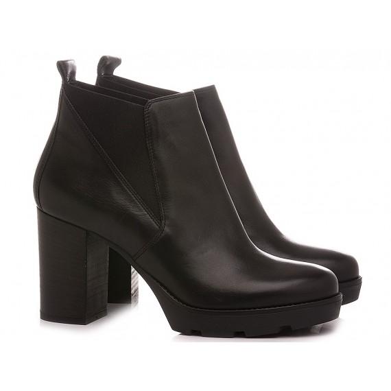 Janet Sport Women's Ankle Boots 40831 Black