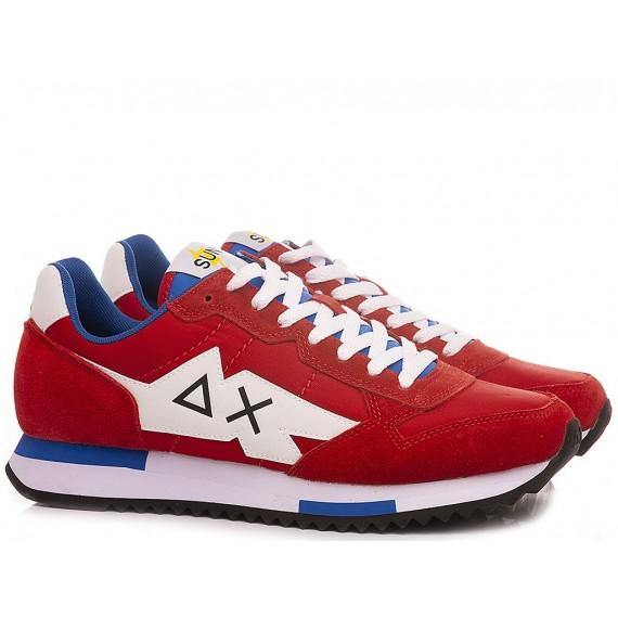 Sun 68 Men's Sneakers Niky Solid Z31118 10