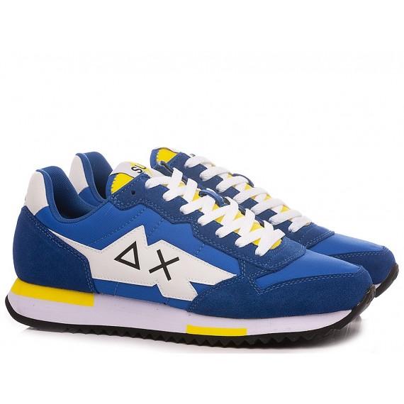 Sun 68 Men's Sneakers Niky Solid Z31118 58
