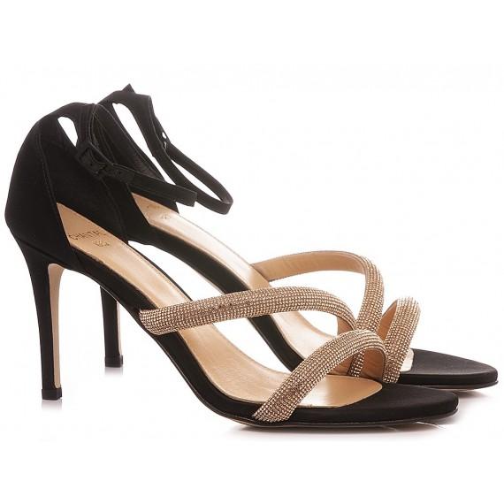Chantal 1962 Woman's Sandals Black 1434