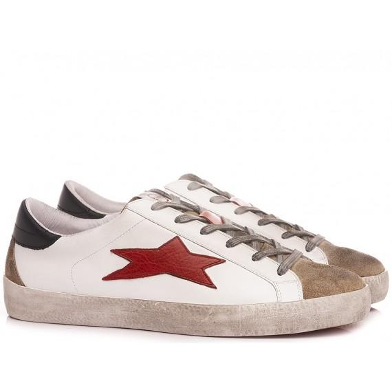 Ishikawa Men's Sneakers Low 1941