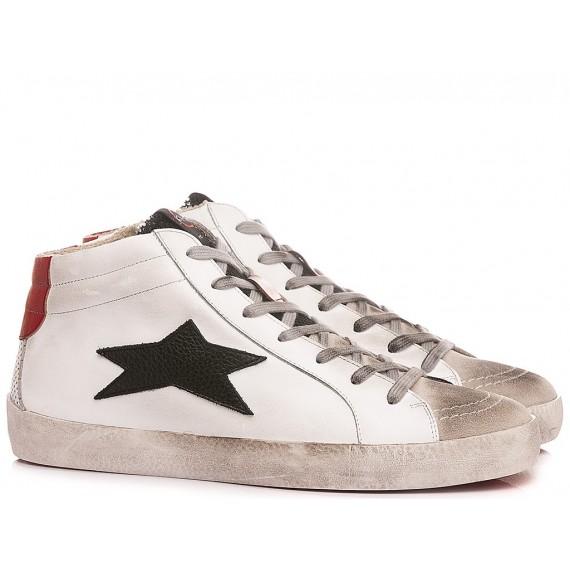 Ishikawa Men's Sneakers Mid 1822