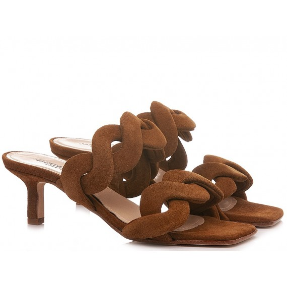 Janet & Janet Women's Sandals Cassandra Tan 01153
