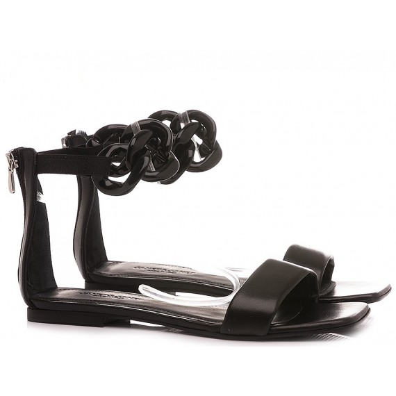 Janet & Janet Women's Sandals Andromeda Black 01103