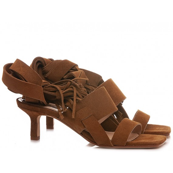 Janet & Janet Women's Sandals Cassandra Tan 01151