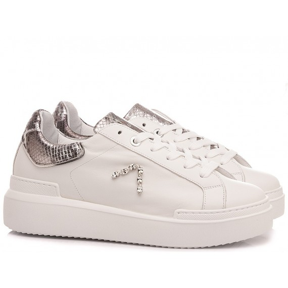 Ed Parrish Women's Sneakers Leather Sarah CKLD-ST41