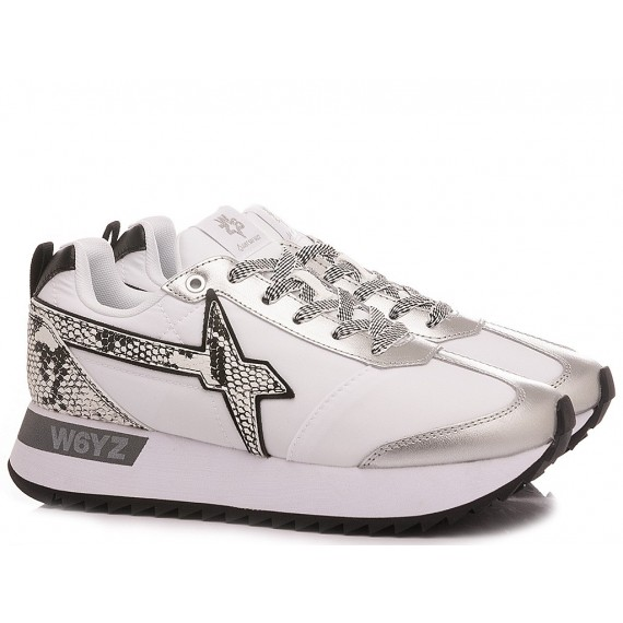 Just Say Wizz Women's Sneakers White 0012013564.17.1N08