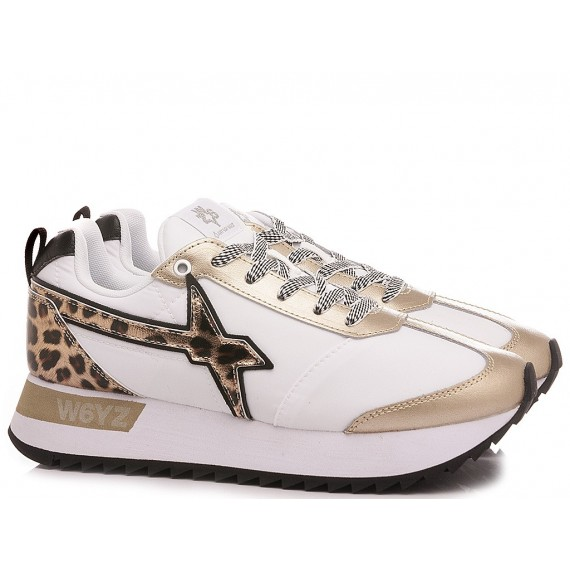 Just Say Wizz Sneakers Donna Bianco 0012013564.17.1N17