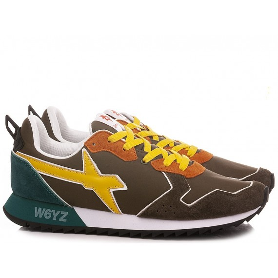 Just Say Wizz Men's Sneakers 0012013560.01.1F15