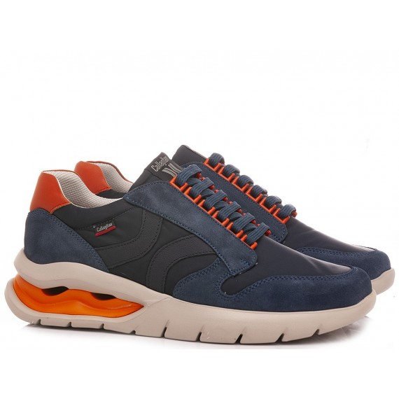 Callaghan Men's Sneakers Navy 45403