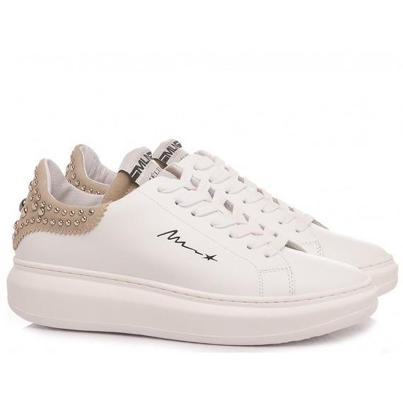 Méliné Women's Sneakers Leather NO259