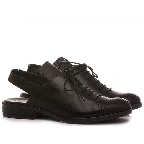 Le Bohèmien Women's Shoes Leather Black L41
