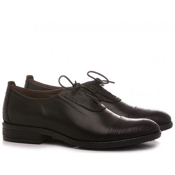 Le Bohèmien Women's Shoes Leather Black L36
