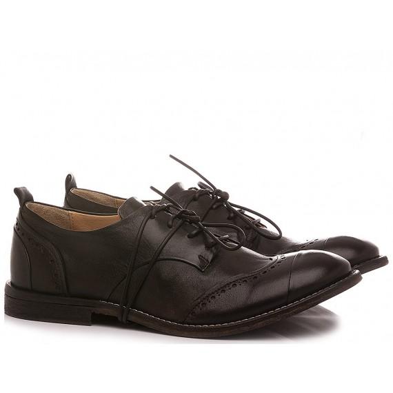 Ernesto Dolani Men's Classic Shoes Sharis Ebony UALV01