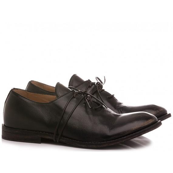 Ernesto Dolani Men's Classic Shoes Dark Gray UALV04