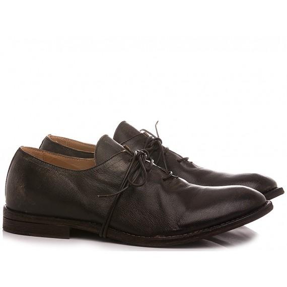 Ernesto Dolani Men's Classic Shoes Ebony UALV04