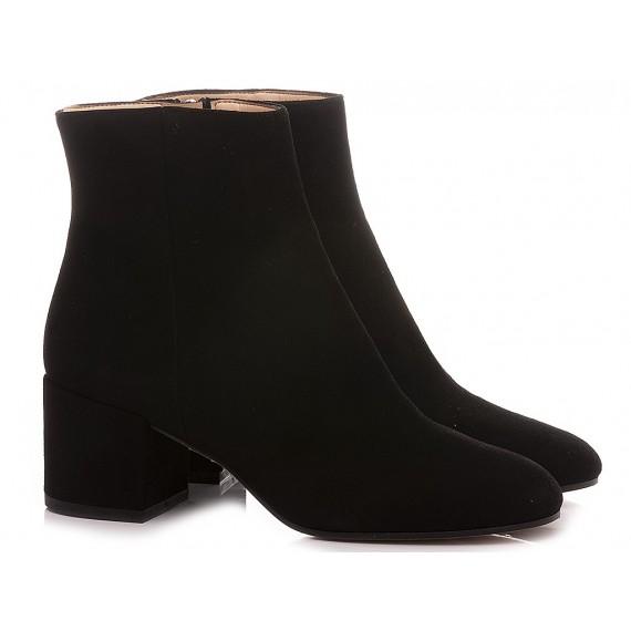 Les Autres Women's Ankle Boots Suede 401