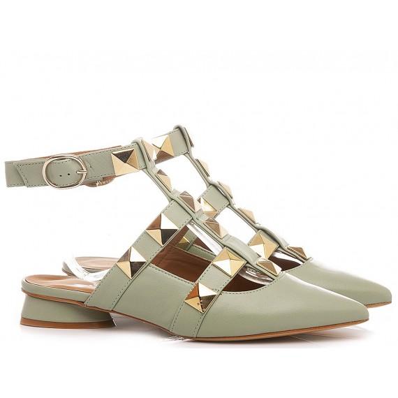 Mivida Women's Shoes Leather Litium A0706