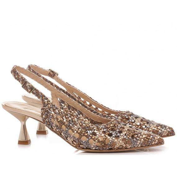 Chantal 1962 Woman's Shoes Chanel Metal 1377