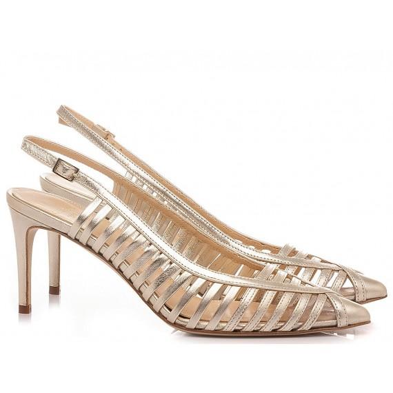 Chantal 1962 Woman's Shoes Chanel Platinum 1366
