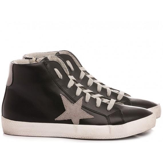 Méliné Women's Sneakers Leather KU1762-SML